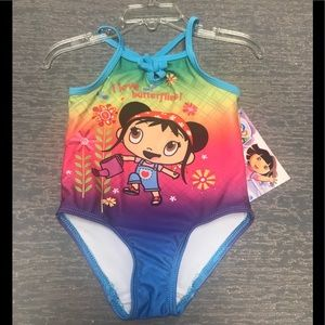Size 24 Months Dora the Explorer 1 Pc swimsuit NWT